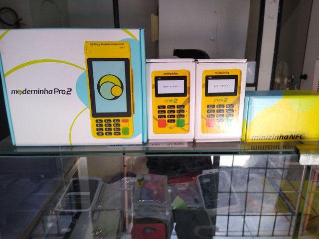 Máquinas de cartão