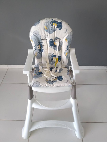 Cadeira de alimentação Premium Galzerano - Foto 2