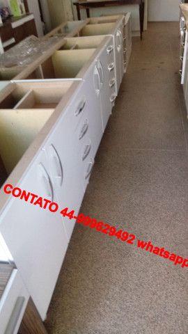 Balcão de Pia 1,20m NOVO, Preço para limpar o estoque 44- * - Foto 5