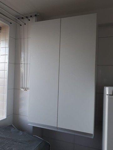 NV - Aluguel na Boa Vista, Todo mobiliado, 1 Quarto, Varanda, 1 Vaga, Lazer completo - Foto 8