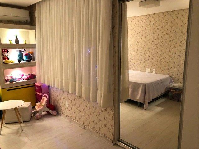 Apartamento à venda com 3 dormitórios em Meireles, Fortaleza cod:REO371194 - Foto 13