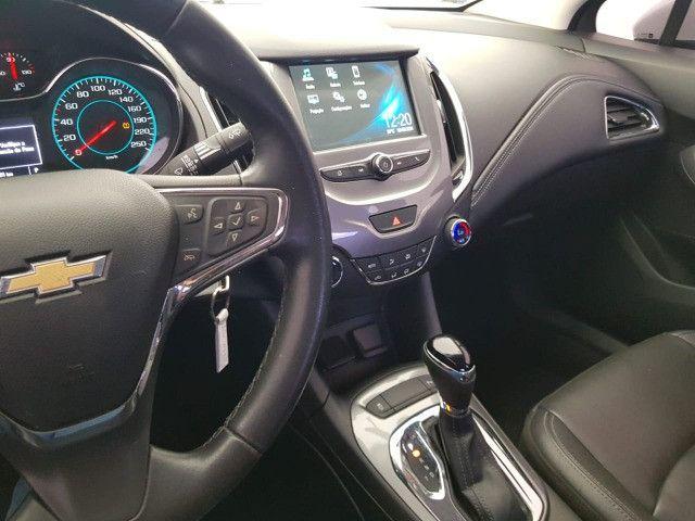 Chevrolet Cruze - 2017 1.4 Turbo LT Flex 4P Automático - Foto 5