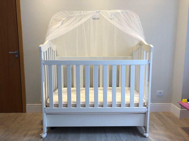Berço imperial (mini cama)+ colchão  - Foto 5