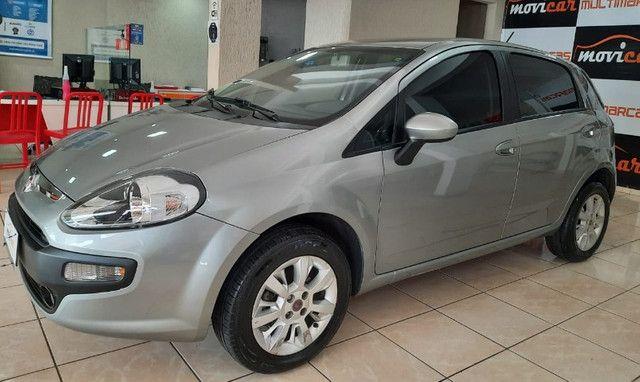 Fiat Punto Attractive 1.4 Completão  - Foto 6