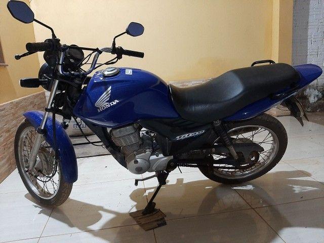 Troco essa moto fan 125. 2012-2013 - Foto 6