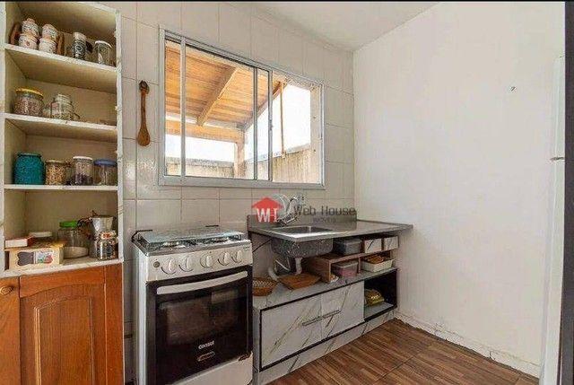 Sobrado com 2 dormitórios, 1 vaga à venda, 85 m² por R$ 228.000 - Igara - Canoas/RS - Foto 17