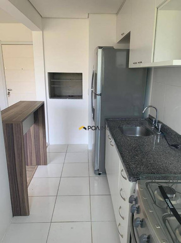 Apartamento semimobiliado com 03 dormitórios no Vida Viva Iguatemi - Foto 10