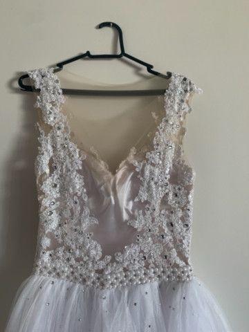 Vestido Noiva/ Debutante - Foto 5