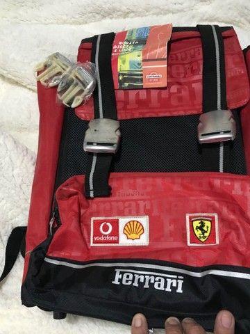 Mochila Ferrari