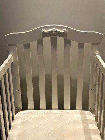 Berço imperial (mini cama)+ colchão  - Foto 2