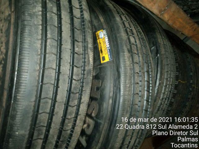 Pneus para caminhão zap * - Foto 8