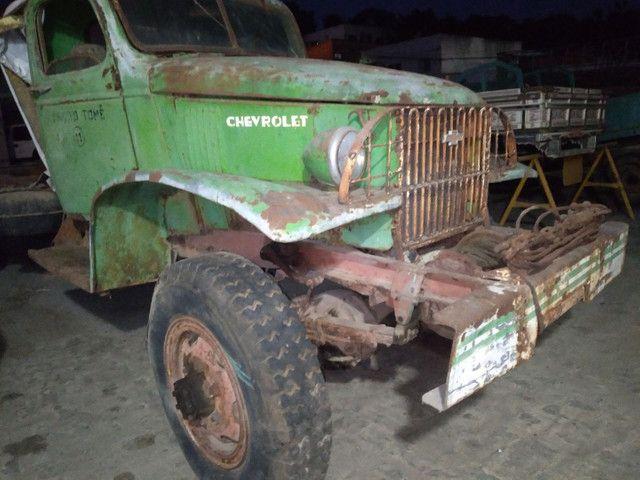Caminha Chevrolet 1942 - Foto 3