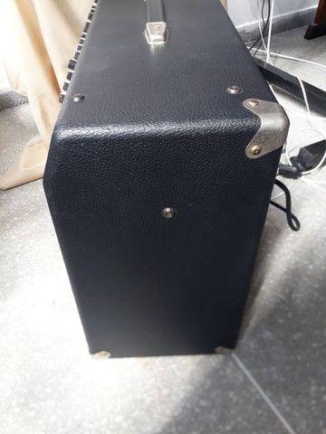 """Fender Ultimate 2x12"""" DSP Chorus (México) parcelo no cartão/ML avalio trocas - Foto 4"""