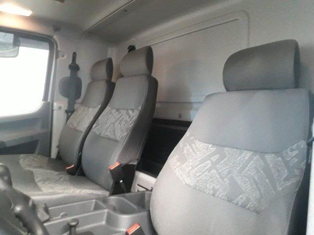 caminhão mb 1016, 2019, guincho plataforma, com 16.000 km.  - Foto 5