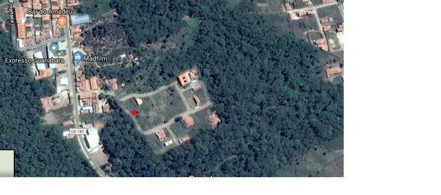 Terreno 209,16m² - Viçosa do Ceará