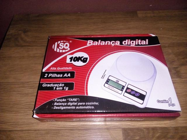 Balança Digital Eletrônica 10Kg