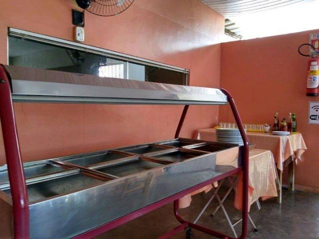 Restaurante no Centro