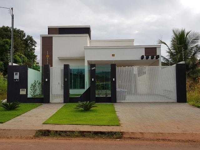Casa de alto padrão, Cacoal RO