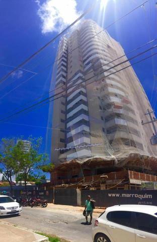 Edifício Fiori - Apartamento com 3/4 sendo todos suítes