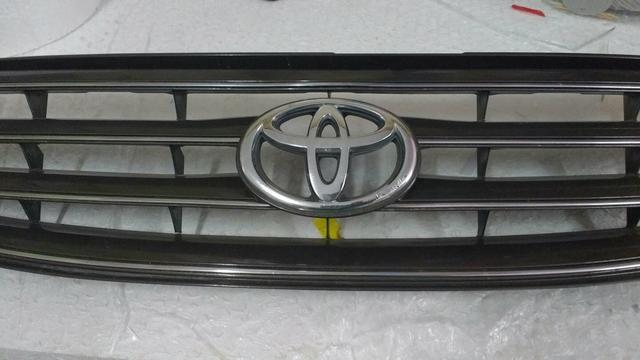 Grade Toyota Corolla Com emblema