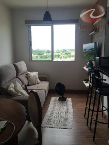 Apartamento residencial à venda, villa branca, jacareí. - Foto 2