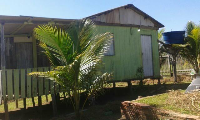 Oportunidade Única Vendo 1 Terreno com 1 casa em madeira no Jardim panorama São Francisco