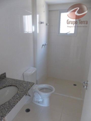 Apartamento à venda, 122 m² por r$ 573.400,00 - jardim das indústrias - são josé dos campo - Foto 14