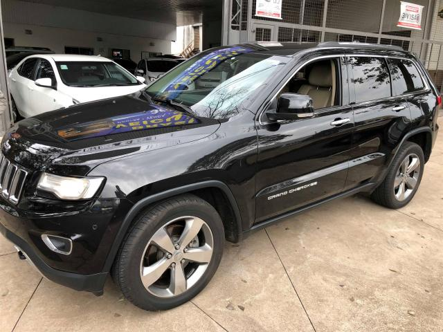 JEEP GRAND CHEROKEE 2014/2015 3.0 LIMITED 4X4 V6 24V TURBO DIESEL 4P  AUTOMÁTICO