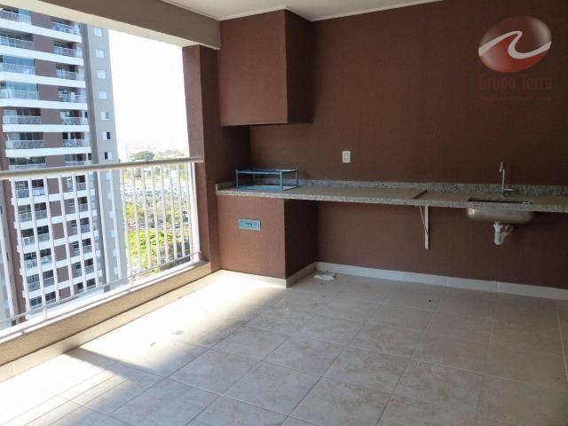 Apartamento à venda, 122 m² por r$ 573.400,00 - jardim das indústrias - são josé dos campo - Foto 2