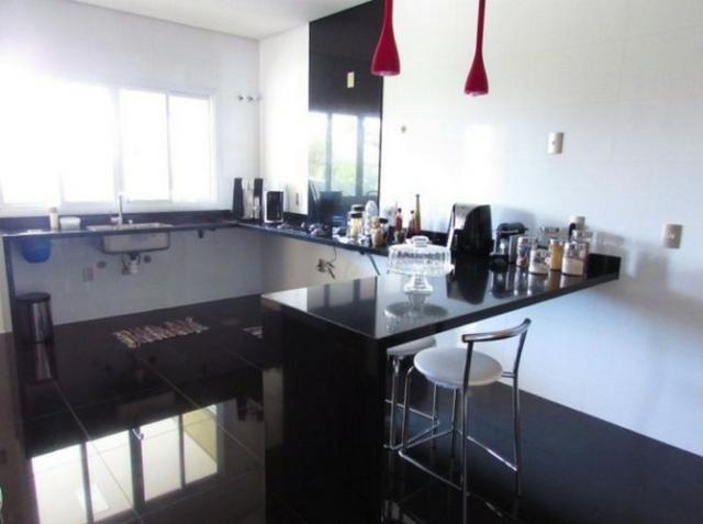 Samuel Pereira oferece: Casa Bela Vista 3 Suites Moderna Churrasqueira Paisagismo Salão - Foto 9