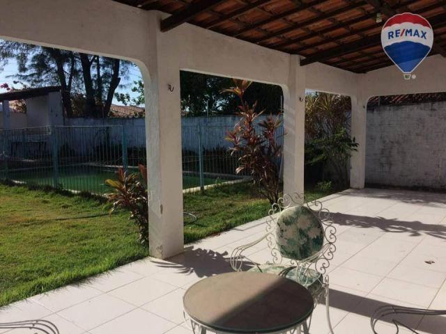 Casa com 4 quartos (2 suítes) com piscina - Foto 3