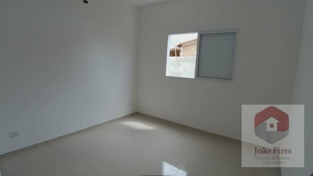 Casa com 2 dormitórios à venda, 70 m² por r$ 270.000 - jardim das gaivotas - caraguatatuba - Foto 9