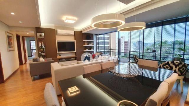 Apartamento com 3 dormitórios à venda, 129 m² por r$ 750.000,00 - centro - novo hamburgo/r - Foto 11