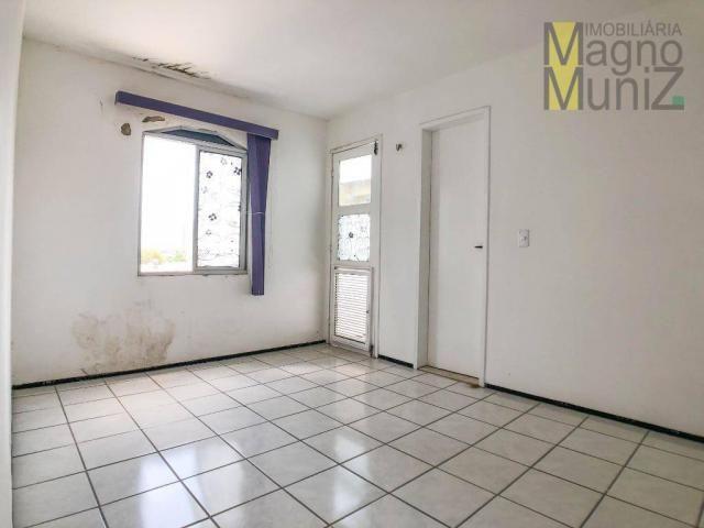 Apartamento com 3 dormitórios para alugar, 80 m² por r$ 1.000,00/mês - varjota - fortaleza - Foto 7