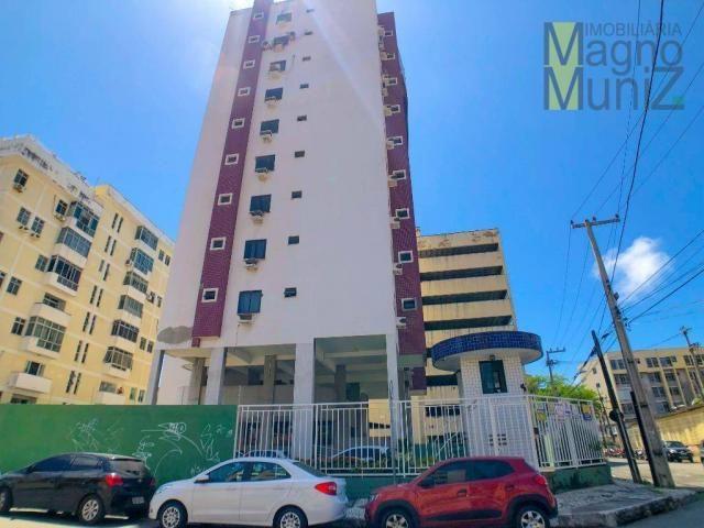 Apartamento com 3 dormitórios para alugar por r$ 500,00/mês - papicu - fortaleza/ce - Foto 2
