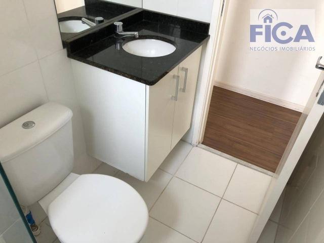 Vende/aluga apartamento ed. allegro (58m² privativos) com 2 quartos/1 bwc/1 vaga no bairro - Foto 10