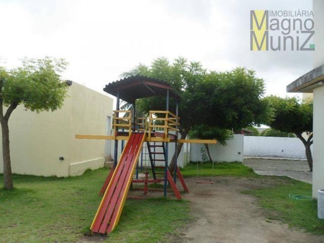 Apartamento com 2 dormitórios para alugar, 50 m² por r$ 500,00/mês - itaperi - fortaleza/c - Foto 2