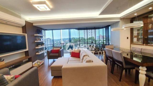 Apartamento com 3 dormitórios à venda, 129 m² por r$ 750.000,00 - centro - novo hamburgo/r - Foto 3