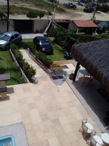 Casa com 5 dormitórios à venda, 220 m² por R$ 700.000 - Enseada dos Corais - Cabo de Santo - Foto 3