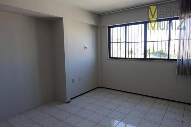 Apartamento com 3 dormitórios para alugar, 114 m² por r$ 800,00/mês - fátima - fortaleza/c - Foto 8