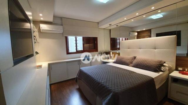 Apartamento com 3 dormitórios à venda, 129 m² por r$ 750.000,00 - centro - novo hamburgo/r - Foto 15