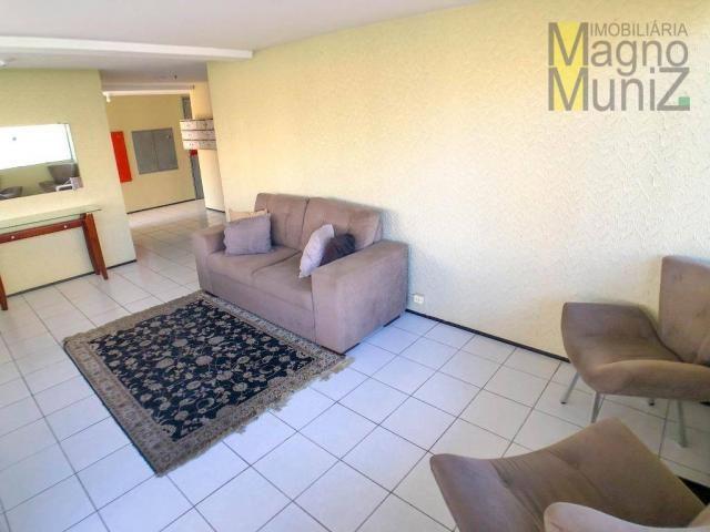 Apartamento com 3 dormitórios para alugar por r$ 500,00/mês - papicu - fortaleza/ce - Foto 3