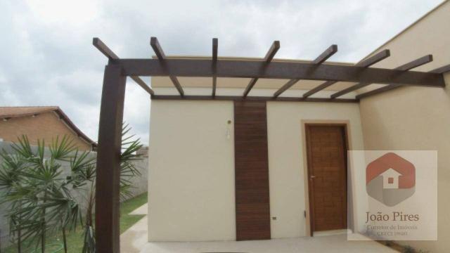 Casa com 2 dormitórios à venda, 70 m² por r$ 270.000 - jardim das gaivotas - caraguatatuba - Foto 2