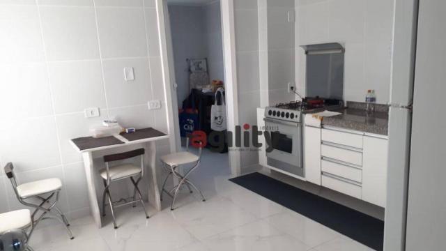 Apartamento com 2 dormitórios à venda, 114 m² por r$ 550.000,00 - capim macio - natal/rn - Foto 15