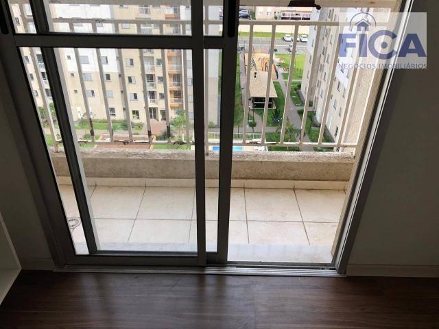 Vende/aluga apartamento ed. allegro (58m² privativos) com 2 quartos/1 bwc/1 vaga no bairro - Foto 8