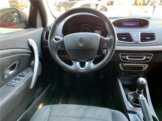 Renault Fluence 2.0 dynamique 16v flex 4p manual - Foto 8