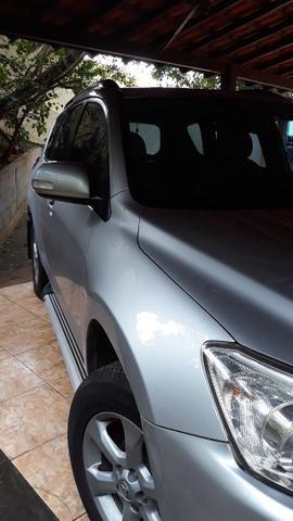Toyota RAV4 4x4 2011/2011 prata. 2020 Pago. Só venda! Interessados só quem conhece RAV4 - Foto 8