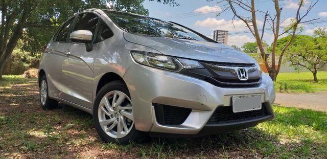 Honda Fit 1.5 CVT Único Dono, Baixa KM - Novíssimo - 2016