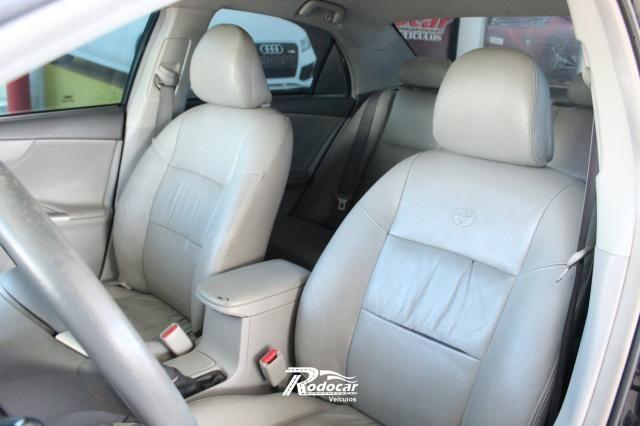 Toyota Corolla GLi 1.8 Preto - Foto 6