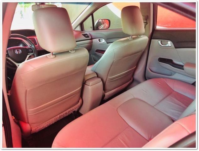 Honda Civic 2013/2014 2.0 LXR 16V Flex 4P Automático - Foto 9